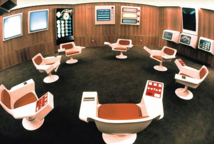 Проект Cybersyn. Неудачная попытка создать технократию Кибернетика, Чили, Киберсин, Длиннопост