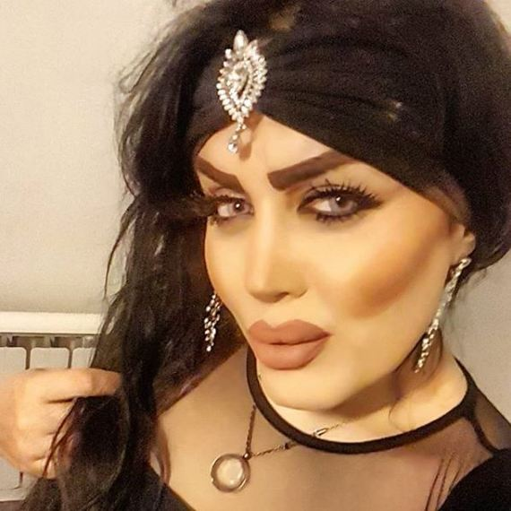 """Иранские """"красавицы"""" #12 Иран, Восток дело странное, Красота требует жертв, Крипота, Длиннопост"""