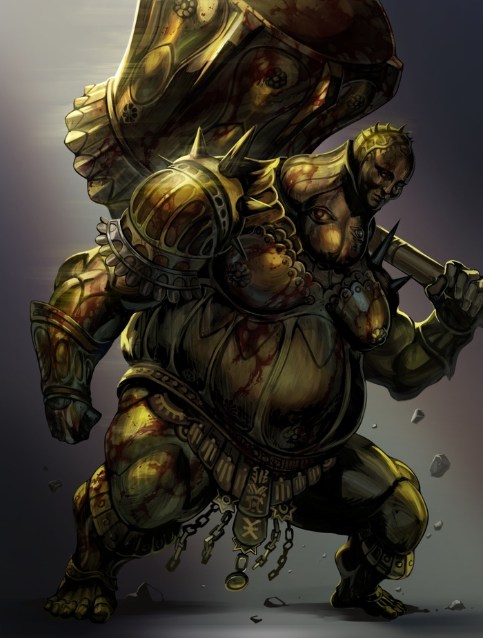 By touge369 Dark Souls, Bloodborne, Dark Souls 3, Арт, Игры, Рисунок, Touge369, Длиннопост