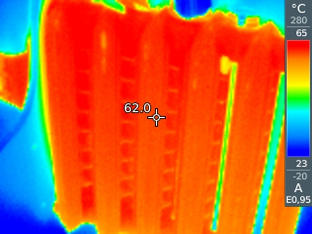 Принесли домой тепловизор Тепловизор, Температура, Исследование, Длиннопост