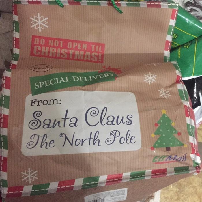 Подарок от Снегурочки из Воронежа! Обмен подарками, Тайный Санта, Отчет по обмену подарками, Длиннопост