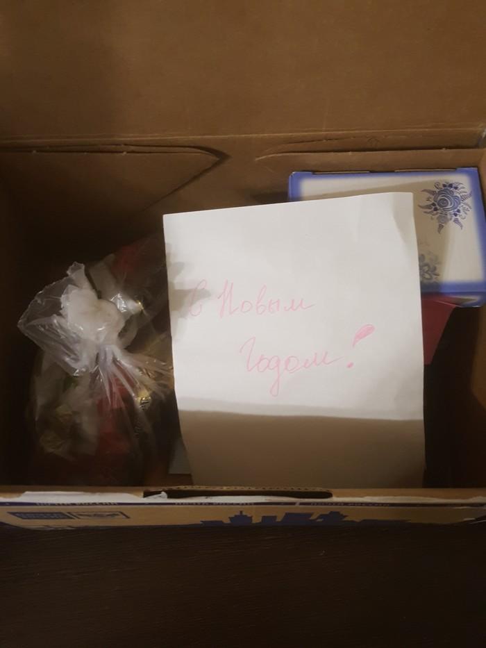 Мой отчет о подарках от тайного Санты:) Новогодний обмен подарками, Обмен подарками, Подарок, Длиннопост, Тайный Санта