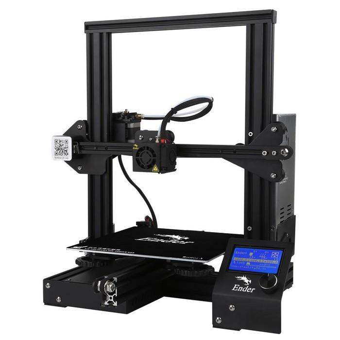 3D печать в домашних условия Star Wars, 3D принтер, 3D печать, Звездные войны: Войны клонов, 3D моделирование, Длиннопост