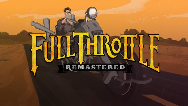 Full Throttle Remastered (GOG) Gog, Full Throttle Remastered