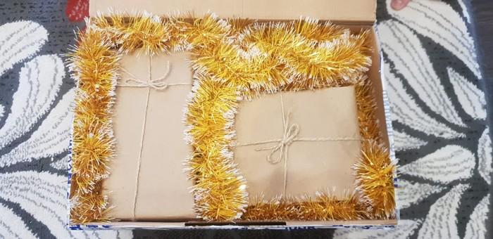 Анонимный Дед Мороз Новогодний обмен подарками, Тайный Санта, Отчет по обмену подарками, Длиннопост, Рязань