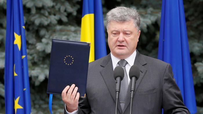 Порошенко заявил об одобрении МВФ кредита для Украины на сумму $3,9 млрд Политика, Украина