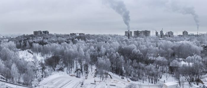 В Казани сегодня было славно.