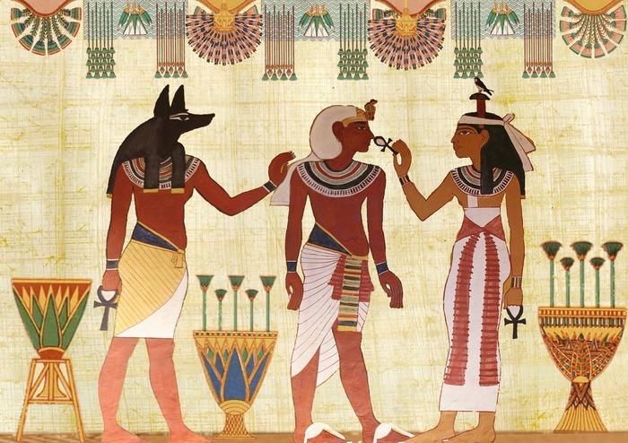 """Как древние египтяне хотели """"жить в Вечности"""" : мумификация и другие интересные факты. Древность, История, Древний Египет, Археология, Познавательно, Мумия, Длиннопост"""