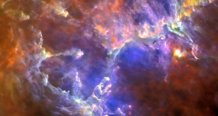 Доказана возможность возникновения жизни в космосе. Космос, Новости, Жизнь, Инопланетяне, Интересное, Открытие