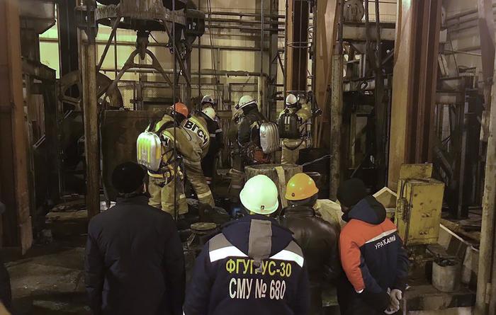 ЧП на шахте в Соликамске [сводка tass-новостей] Шахта, Соликамск, Чрезвычайная ситуация, Авария, Погибшие
