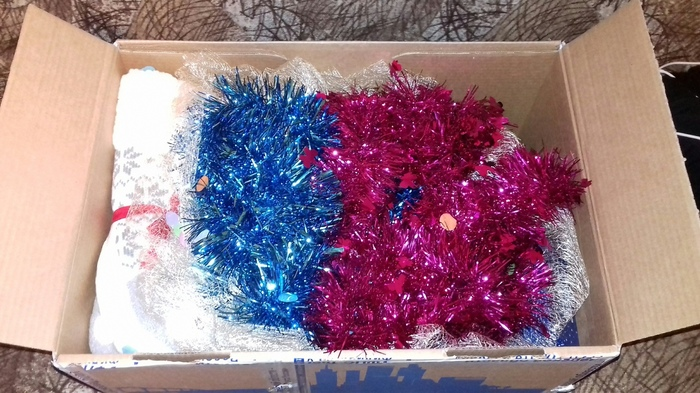 4 килограмма новогоднего счастья Удомля, Курган, Длиннопост, Обмен подарками, Отчет по обмену подарками, Тайный Санта
