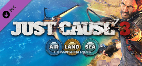 Just Cause™ 3 DLC: Air, Land & Sea Expansion Pass Just Cause 3, Халява, Steam, DLC, Дополнение, Steamdb, Free, Just Cause