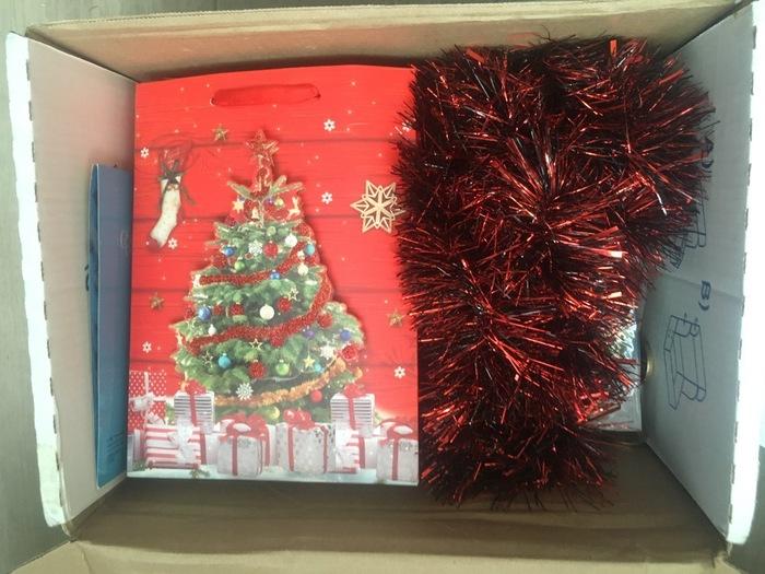 Подарок из Уральска Новый Год, Тайный Санта, Подарок, Обмен подарками, Длиннопост, Отчет по обмену подарками