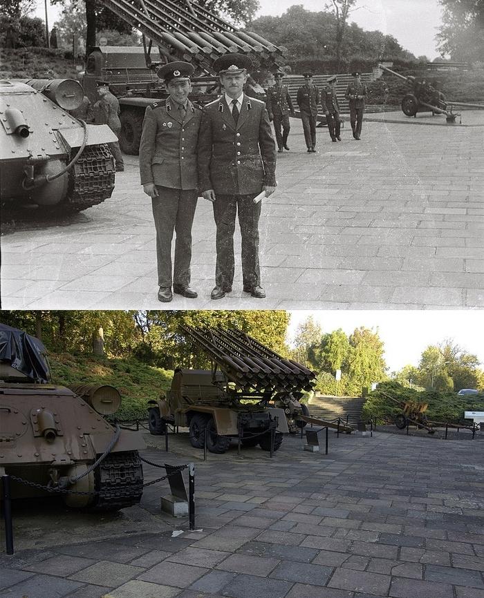 Музей в Зелове (Германия) 1985 и 2018 г. История, ГДР, Фотография, 2018, Музей