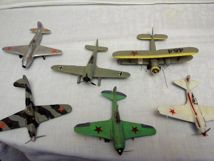 Отдам старые авиа модели в Екатеринбурге Моделизм, Стендовый моделизм, Отдам, Екатеринбург, Без рейтинга