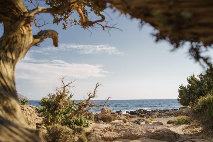 Солнечный Крит в тени
