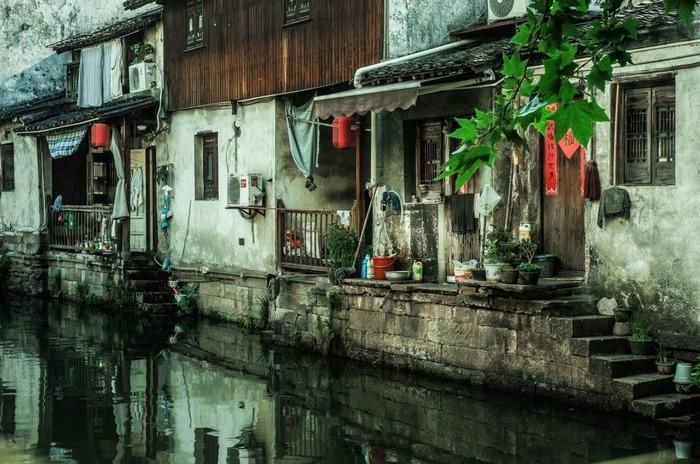 Китайская деревушка Китай, Путешествия, Деревня, Длиннопост