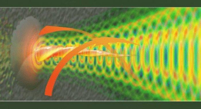 Российские ученые придумали технологию сверхбыстрой лазерной печати наноструктур Печать, Ученые, Технолгии, Россия