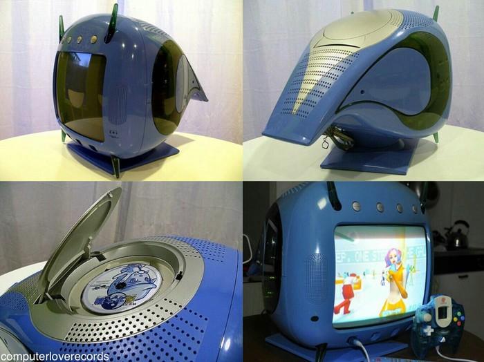 Мечта ребенка из 2000-ых! Телевизор, Sega Dreamcast, Эксклюзив