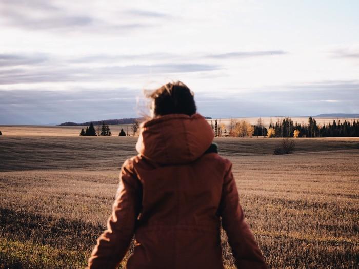 Осеннее :) Фотография, Поле, Пейзаж, Город, Начинающий фотограф, Природа, Длиннопост