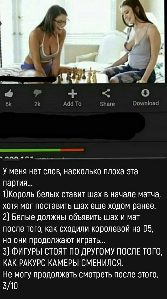 Профдеформация шахматиста