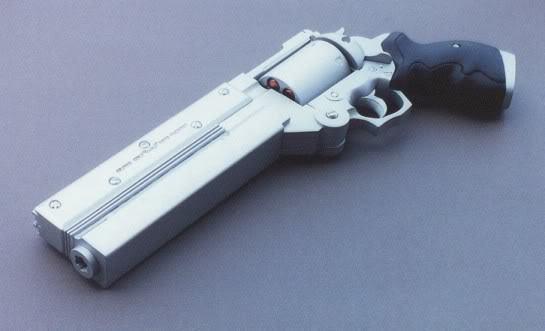 Револьвер для анимешников Оружие, Револьвер, Аниме, Длиннопост