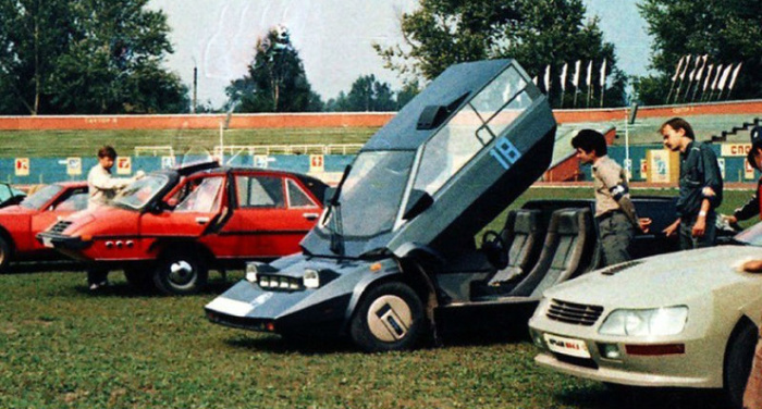 Шедевры из подвалов: самодельные советские автомобили Автомобилисты, Самодельный автомобиль, Советский автопром, Изобретательность, Длиннопост