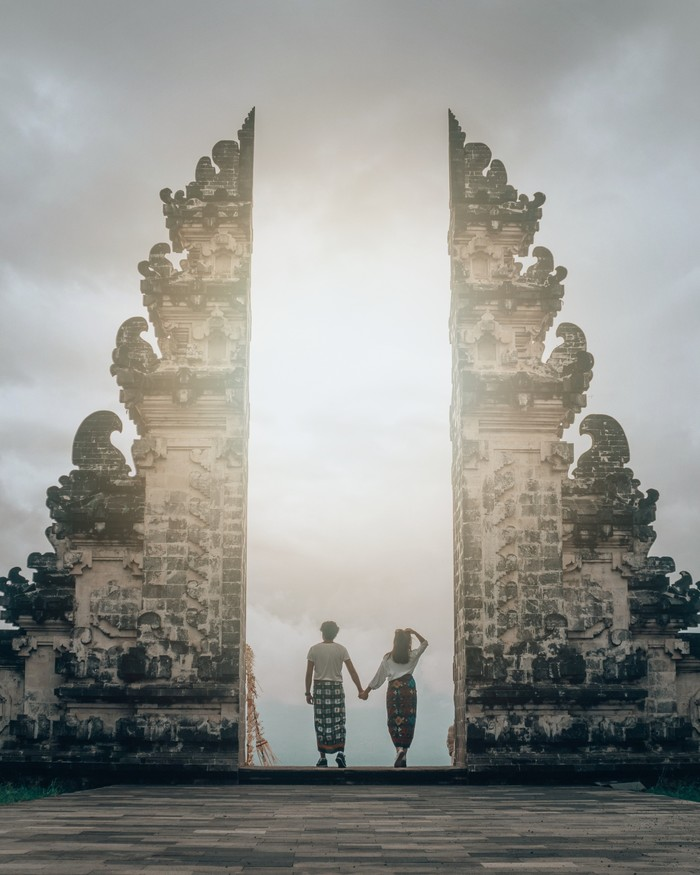 Храм Lempuyang, Бали