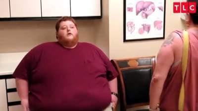 Американец, весивший почти 300 кг, похудел в два раза Американцы, Похудел в два раза, Толстяк, Похудение