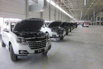 В России прекратили выпуск внедорожников Ховер Ховер, Автозавод, Автопром, Dromru