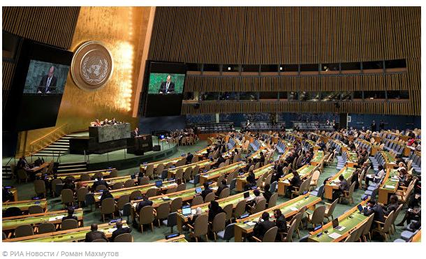 Экс-сотрудник ООН рассказал, как США диктуют организации свои условия ООН, США, Политика, Венесуэлa, Давление