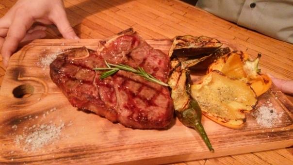Мяса в ленту) Мясо, Общепит, Мраморная говядина, Еда