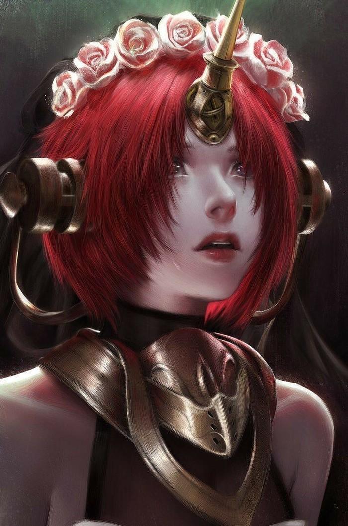 Berserker of Black Арт, Рисунок, Аниме, Berserker of Black, Fate