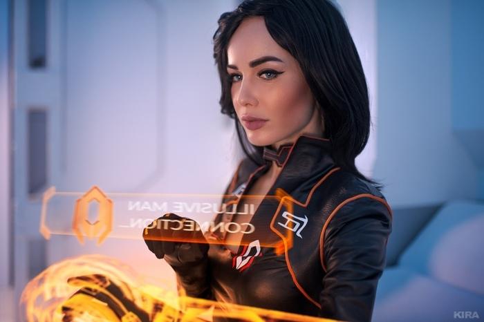 CosplayMiranda Lawson (Mass Effect 2) [Maria Hanna] Миранда Лоусон, Mass Effect, Косплей, Maria Hanna, Длиннопост