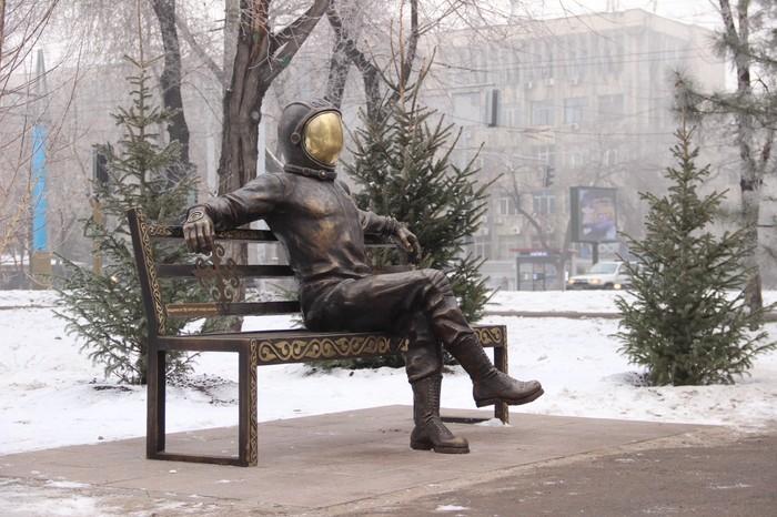 Алматы 2019 Алматы, Казахстан, Прогулка по городу, Длиннопост