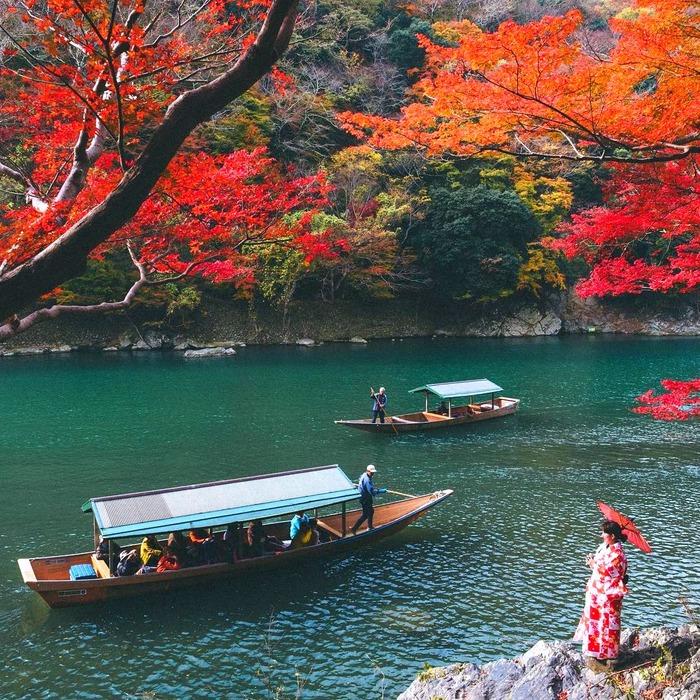 Япония. Красный Япония, Фотография, Красный, Длиннопост