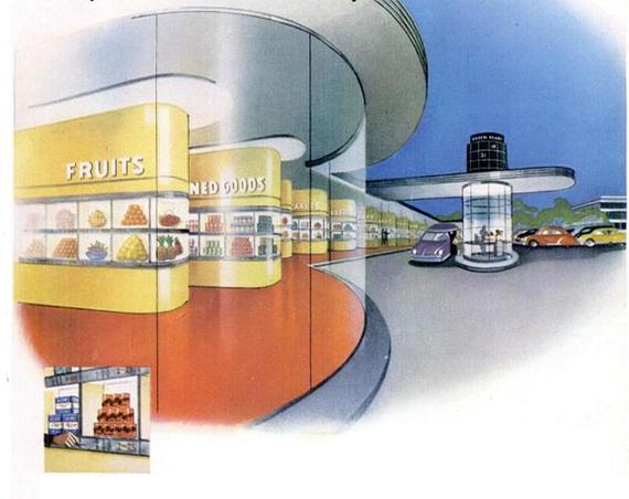 Реклама виски предсказывает будущее