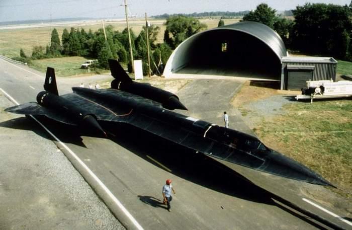 """SR-71.Неуловимый """"черный дрозд"""". Американские самолеты, Разведчик, Sr-71, Длиннопост"""