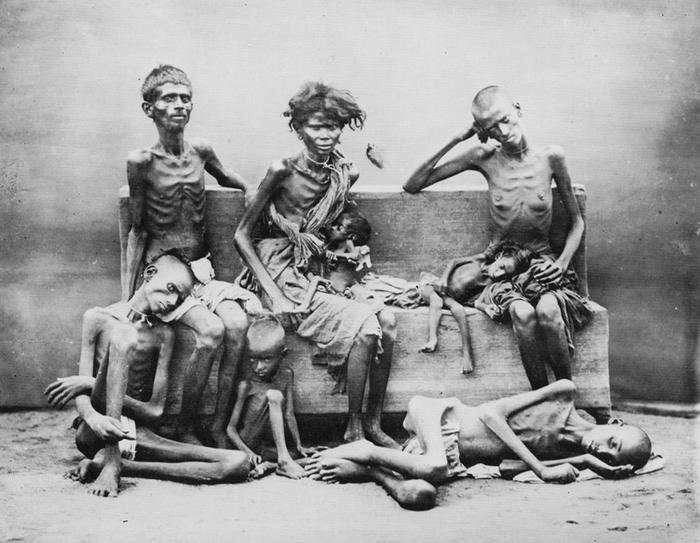 Как англичане устроили в Бенгалии голодомор История, Голод, Вторая мировая война, Длиннопост