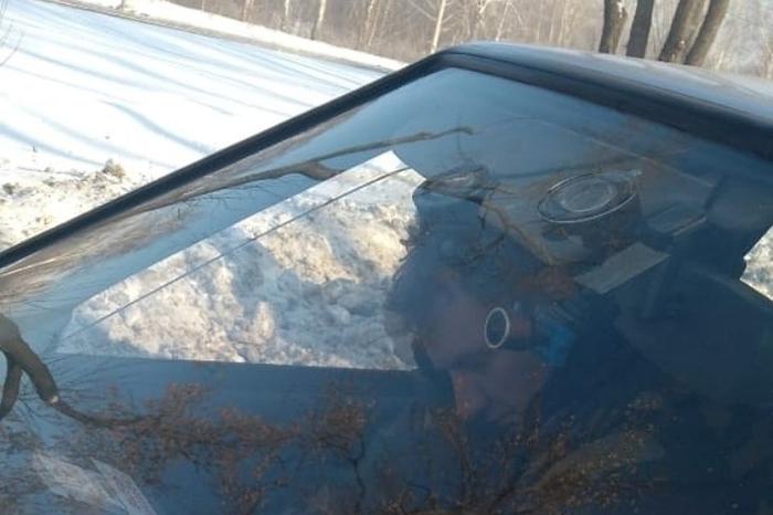 Пьяный чиновник устроил ДТП и уснулв автомобиле ДПС. Новости, Чиновники, ДТП, Пьяный, Кемерово, Негатив