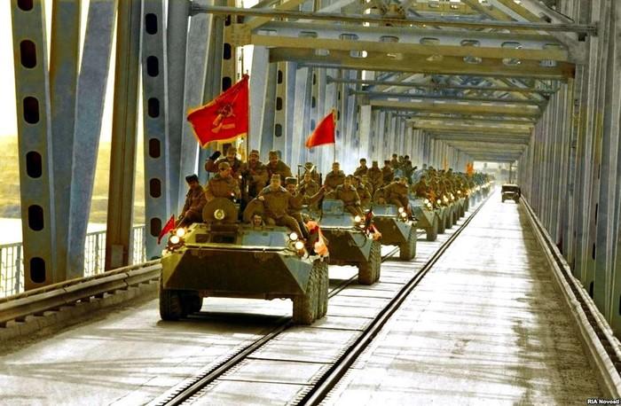 Этот день в истории. Война в Афганистане, Чтобы помнили, В этот день, История, Громов, Воины-Интернационалисты, Длиннопост