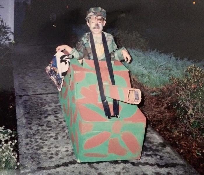 Граждане с Reddit показали сумасшедшие костюмы, в которые их наряжали в детстве. Reddit, Прошлое, Ностальгия, Воспоминания из детства, Ручная работа, Длиннопост, Костюм на Хэллоуин, Хэллоуин
