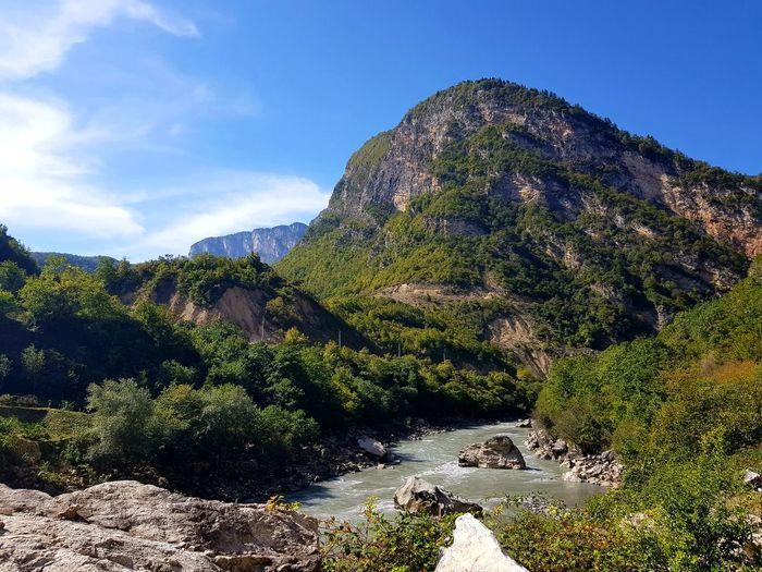 Грузия, Риони Грузия, Река, Риони, Фотография, Поход, Начинающий фотограф, Природа