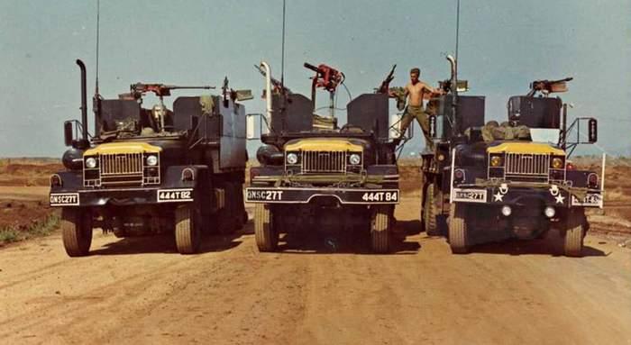 Расцвет гантраков, или Как отметить 23 февраля во Вьетнаме Длиннопост, История, Оружие, Война, Вьетнам