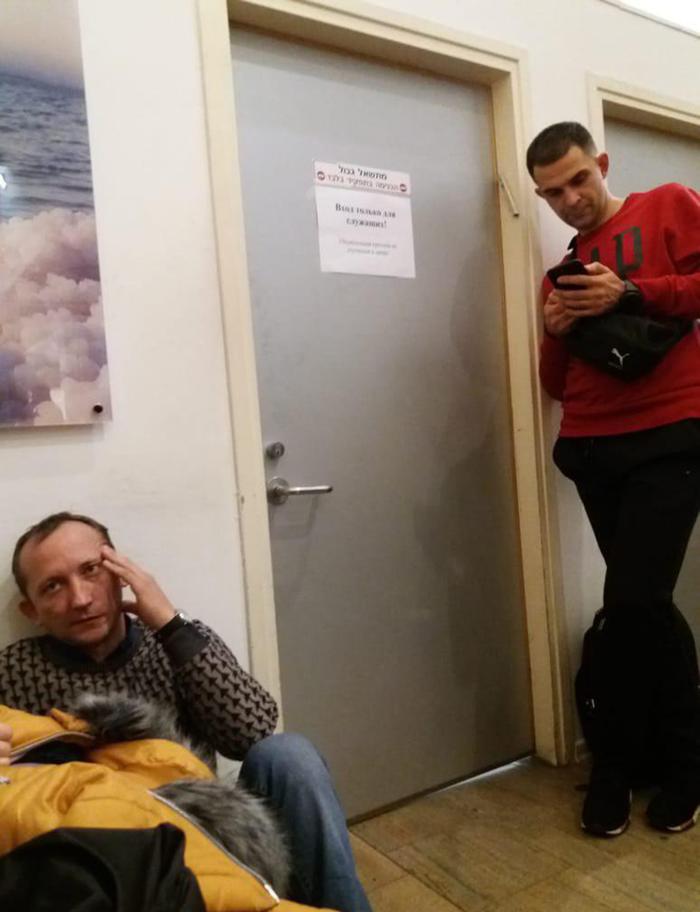 140 граждан Украины задержаны в аэропорту Бен-Гурион Политика, Украина, Израиль, Киев, Туризм, Длиннопост, Туристы