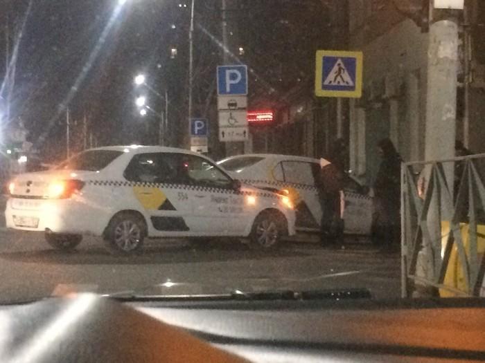 Яндекс такси, это знак качества) ДТП, Яндекс такси, Краснодар