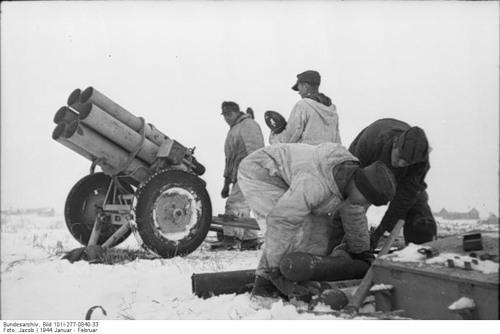"""Nebelwerfer.""""Катюша"""" истинных арийцев. Вторая мировая война, Германия, Рсзо, Длиннопост"""