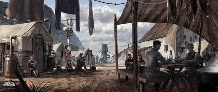 """Amazon Studios приступили к пре-продакшену первого сезона """"Тёмной Башни"""". Стивен Кинг, Темная башня, Сериалы"""