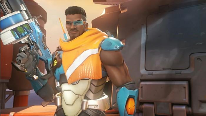 Новый герой Overwatch Overwatch, Видео, Blizzard, Baptiste