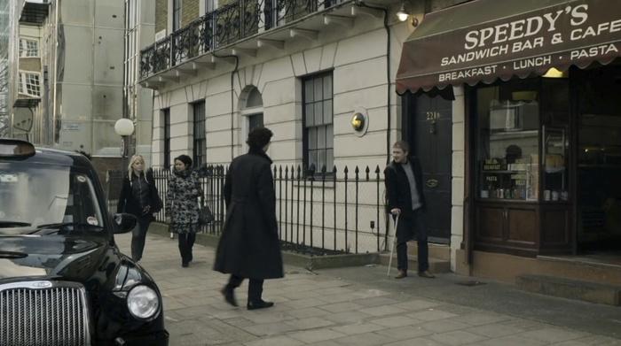 Дедуктивный метод просмотра Шерлок, Лондон, Длиннопост